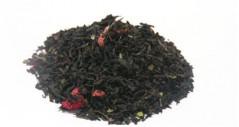 Чай черный Messmer Лесная Земляника со сливками  350 г.