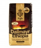 Кофе в зернах Dallmayr Ethiopia (Даллмайер Эфиопия), кофе в зернах (500г), кофе в офис, вакуумная упаковка