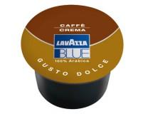 Кофе в капсулах Lavazza BLUE Espresso Caffe Crema (Лавацца Блю Эспрессо Кафе Крема) для кофемашин Лавацца Блю, упаковка 100 капсул