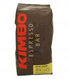 Кофе в зернах Kimbo Extra Сream (Кимбо Экстра Крим) кофе в зернах, вакуумная упаковка (1кг.)