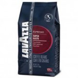 Кофе в зернах Lavazza Super Gusto (Лавацца Супер Густо), кофе в зернах (1кг), вакуумная упаковка