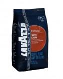 Кофе в зернах Lavazza Super Crema (Лавацца Супер Крема), кофе в зернах (1кг), вакуумная упаковка