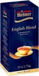 Чай черный Messmer  Английский чай  25 пак  1,75г.