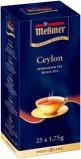 Чай черный Messmer  Цейлон  25 пак  1,75г.
