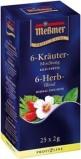 Чай травяной Messmer Травы  25 пак  2г.