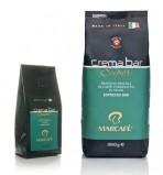 Кофе в зернах Marcafe Crema Bar Super (Маркафе Крема Бар Супер), кофе в зернах (1кг), вакуумная упаковка,
