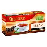 Черный чай Milford Ассам  в пакетиках, 20 шт