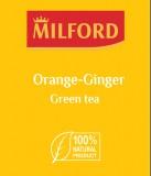 Чай зеленый  Апельсин – Имбирь 200х1,75г