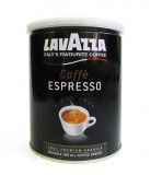 Кофе молотый Lavazza Espresso (Лаваца Эспрессо), кофе молотый (250г), упаковка - жестяная банка