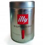 Кофе молотый Illy Caffe Espresso (Илли Кафе Эспрессо), кофе молотый, 250 г., металлическая банка.