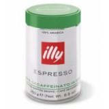 Кофе в зернах Illy Caffe Espresso Decaf  (Илли Кафе Эспрессо без кофеина), кофе в зернах 250г