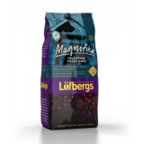 Кофе в зернах Lofbergs Magnifika  (Лёфбергс Магнифика) кофе в зернах  (400гр), вакуумная упаковка