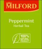 Травной чай (напиток чайный)  Мята перечная 200 х 1,5 г